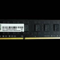 Memorie G.Skill F3-10600CL9S-4GBNT, D3, 1333 MHz, 4GB, C9, GSkill NT - Memorie RAM