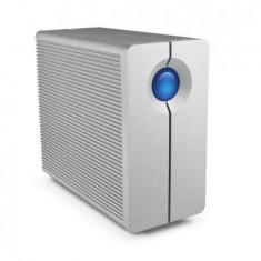 Hard disk extern LaCie 2big Quadra 8TB, RAID, FireWire 800, USB3.0, RAID 0, 1 - HDD extern