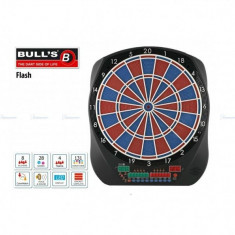 Tabla de darts electronica Bull's Flash RB - Dartboard