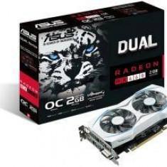 Placa video Asus ASUS DUAL-RX460-O2G Radeon RX 460, 2G-GDDR5, DVI, HDMI, DP - Placa video PC