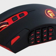 Mouse Redragon Perdition Gaming, 16400dpi, Laser, USB