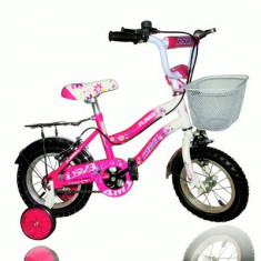 Bicicleta copii YBike 2-4 ani, 12 inch, Numar viteze: 1