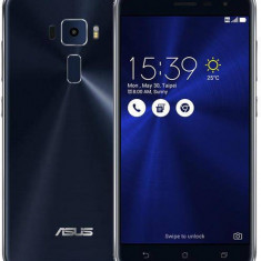 Asus ZenFone 3, 32 GB, 5.2 inch, Full HD, dual sim, albastru inchis - Telefon Asus