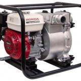 Honda Motopompa WT20XK4, 5 CP, apa murdara, impuritati 20 mm