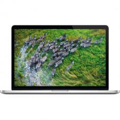 Notebook Apple 15 Retina cu procesor Intel® Quad Core™ i7 2.20GHz, Haswell™, 15.4