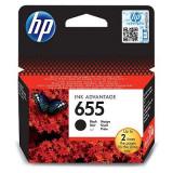 HP Cartus HP HPINK-CZ109AE ( HP655 ) , Negru