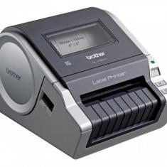 Imprimanta etichete Brother termica QL-1060N, USB + Serial + Retea - Imprimanta termice