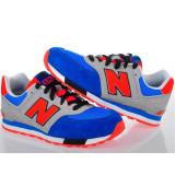 Adidasi New Balance Noi Albastri - Adidasi dama New Balance, Culoare: Albastru, Marime: 39
