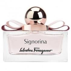 Salvatore Ferragamo Signorina Eau de Parfum 100ml - Parfum femeie