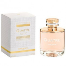 Boucheron Quatre Eau de Parfum 100ml - Parfum femeie