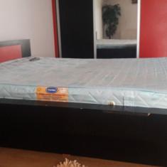 Vand dormitor - Pat dormitor