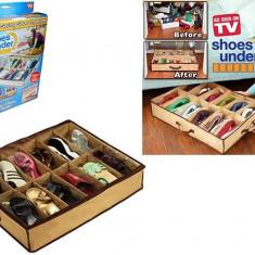 Organizator ideal pt stocarea a 12 perechi de pantofi - Dulap hol