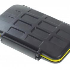 JJC MC-SD/CF6 cutie rigida pentru carduri de memorie - Accesoriu Protectie Foto