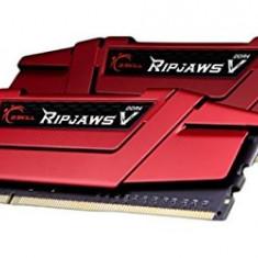 Memorie G.Skill Ripjaws V, DDR4, 16 GB, 2133 MHz, CL15, kit - Memorie RAM