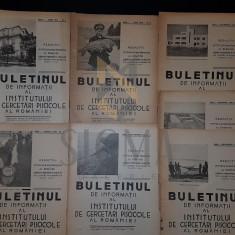 INSTITUTUL DE CERCETARI PISCICOLE AL ROMANIEI