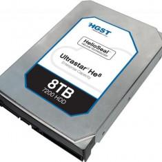 Hard disk HGST Ultrastar HE8, 8TB, 7200 RPM, SAS 12GB/s, 3.5 inch