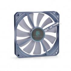 Ventilator pentru carcasa Deepcool GS120 120mm PWM albastru - Cooler PC