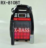 BOXA AMPLIFICATA KARAOKE,MIXER,MP3 PLAYER USB,BLUETOOTH,MICROFON,TELECOMANDA.NOU