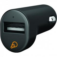CYGNETT Incarcator auto CYGNETT PowerMini USB Negru