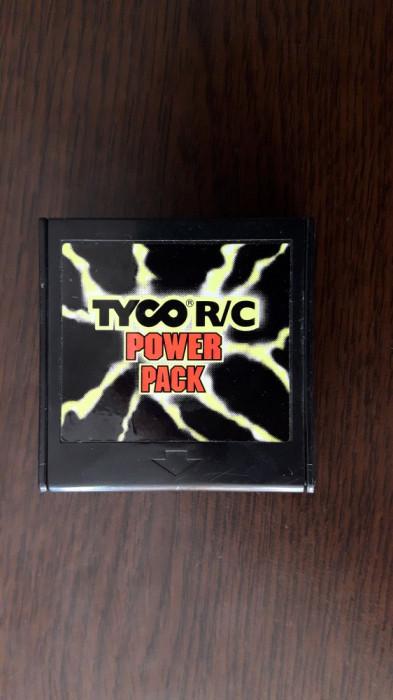 POWER PACK  TYCO  R/C - 6 VOLTI ,  PENTRU MASINUTE