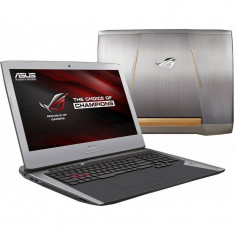 Notebook Asus ROG G752VL, 17.3inch, intel Core i7-6700HQ, 16 GB DDR4, 1 TB HDD, video dedicat, Free DOS - Laptop Asus
