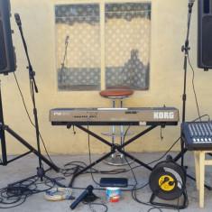 Instrumente muzicale set complet pentru formatie Dynacord