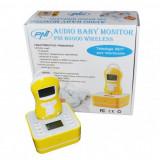 PNI Audio Baby Monitor PNI B6000 wireless