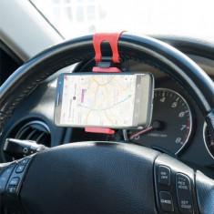Suport de telefoane mobile pentru volan - Suport auto