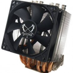 Scythe Cooler CPU Scythe Katana 3 - Al + Cu, 6 heatpipes, Intel - Cooler PC