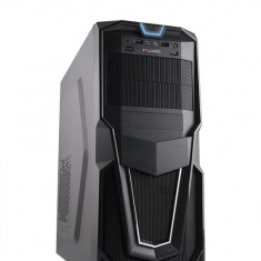Carcasa Logic B26, Middle Tower, neagra, fara sursa - Carcasa PC