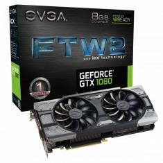 Placa video EVGA EVGA GTX1080 8GB FTW2 GAMING iCX - Placa video PC