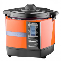 Multicooker Versatility cu presiune inalta MP5005PSD/OR
