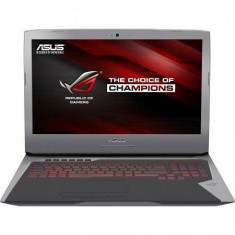 Notebook Asus ROG G752VY, 17.3 inch, Intel Core i7-6700HQ, 2.6 Ghz, 8 GB DDR4, 1TB HDD, Windows 10, video dedicat - Laptop Asus