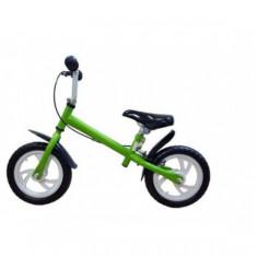Bicicleta pentru copii fara pedale cu roti pe 12 inch - Bicicleta copii, 10 inch, 3-5 ani, Numar viteze: 1