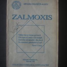 MIOARA CĂLUȘIȚĂ-ALECU - ZALMOXIS - Carte traditii populare, Litera