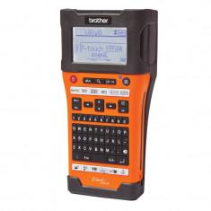 Imprimanta etichete Brother P-Touch E550WVP, industriala - Imprimanta foto
