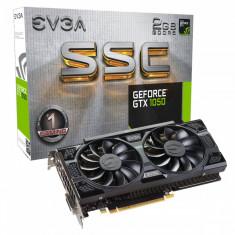 Placa video EVGA GeForce GTX 1050 SSC GAMING ACX 3.0, 2GB GDDR5, 128-bit - Placa video PC