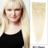 Extensii 100% par natural blond - Extensii par