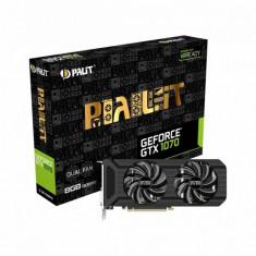 Placa video Palit GeForce GTX1070 Dual, 8GB GDDR5, 256-bit - Placa video PC