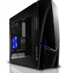 Carcasa NZXT Lexa S - Middle Tower ATX, Black - Carcasa PC