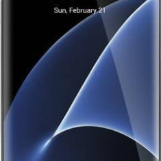 Samsung Galaxy S7 Edge, 32GB, 4G, Silver SM-G935FZSAROM - Telefon Samsung
