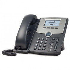 Cisco Cisco 4-Line IP Phone with Display, PoE and PC Port SPA504G - Telefon VoIP