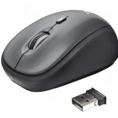Mouse Trust MINI MOUSE YVI WIRELESS, Negru