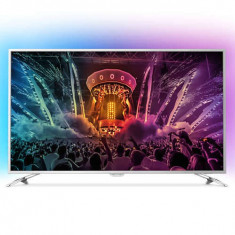 Televizor LED Philips, 49inch, UltraHD(4K), SmartTV Android, Ambilight, 49PUS6561/12