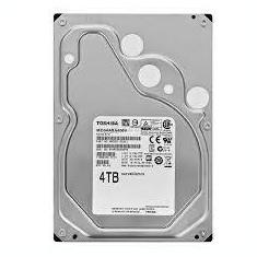 Hard disk Toshiba SURVEILLANCE MD04ABA400V, 4TB, SATA, 6GB/S