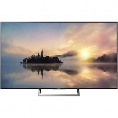 Televizor Sony LED Smart TV KD49 XE7005 Ultra HD 4K 123cm Black - Televizor LED