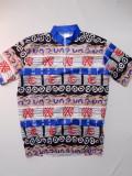 Tricou ciclism vintage.  Marime XXL (50 dame, 58 barbati), vezi dim.; ca nou, Tricouri