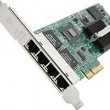 Placa de retea Intel pentru server Gigabit ET2 PCI Express - 4 porturi