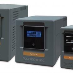 Socomec Netys PE 1500VA / 900W, 6 x IEC, LCD - UPS