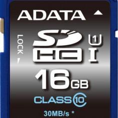 Card memorie A-Data Premier SDHC UHS-I U1 Cls 10 16GB - Multimedia card